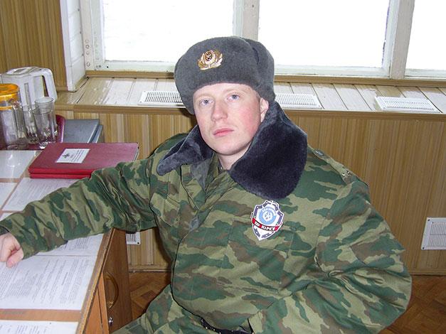 Служба в ВС РФ