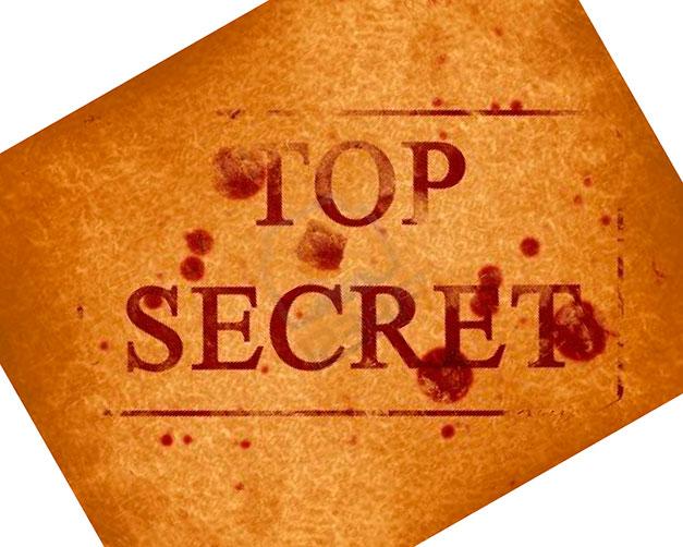 секретные данные