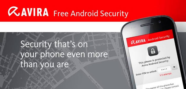 Классное приложение Avira Free Android Security