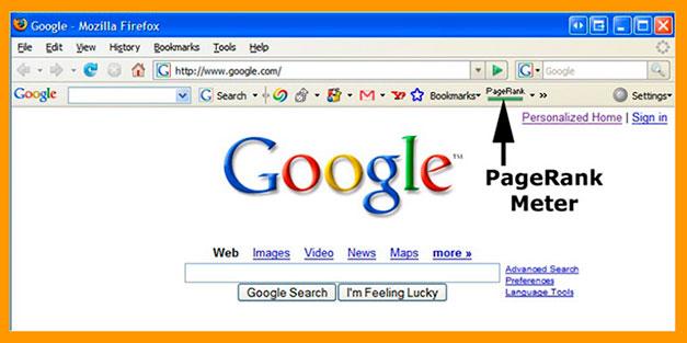 Pr от Google