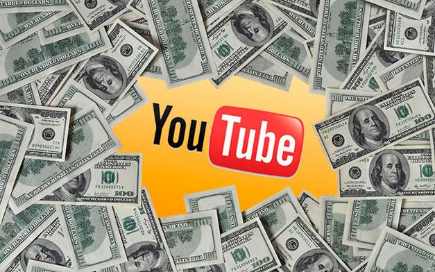 Откуда берутся деньги в youtube