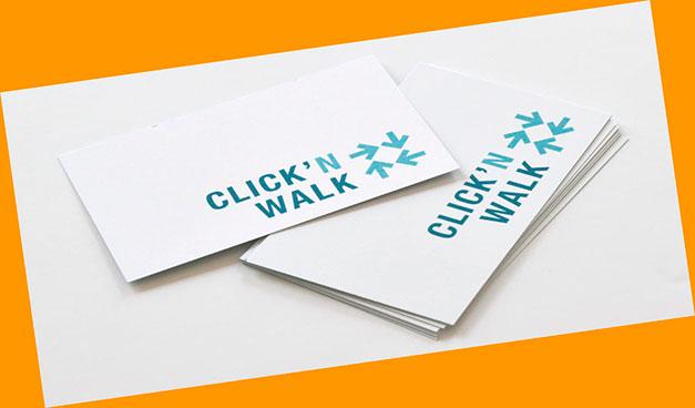 Мобильные приложения Click и Walk