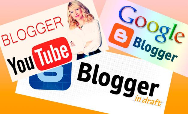 Типов блоггеров море