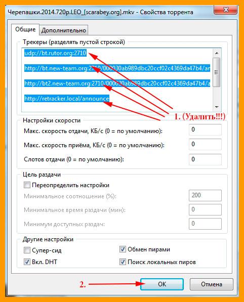 Фишка при загрузке файла с торрента