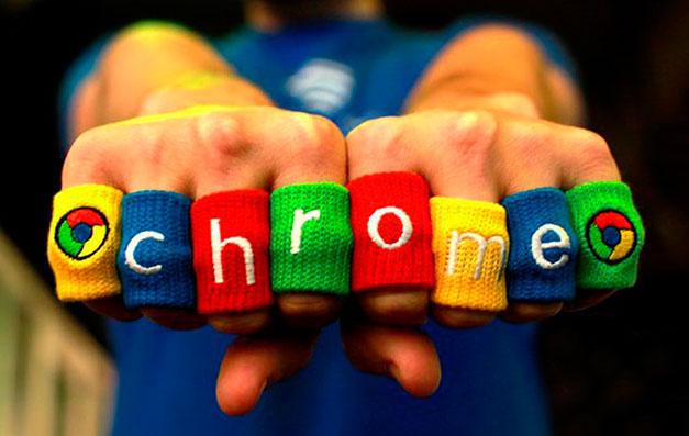 Google Chrome браузер