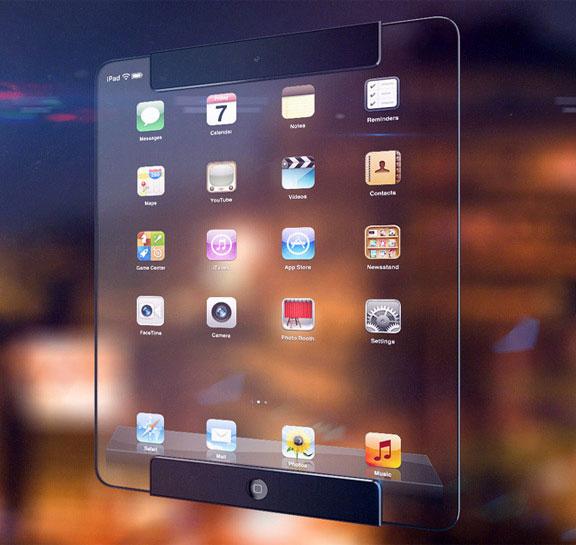 Apple - прародитель прозрачности