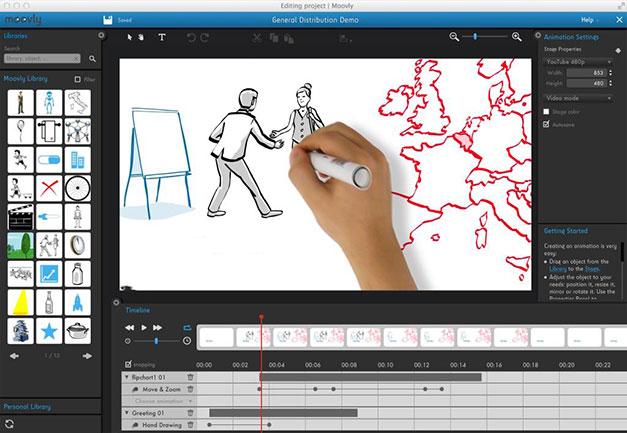 Инструменты для анимации