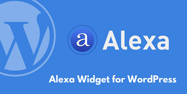 alexa widget wordpress