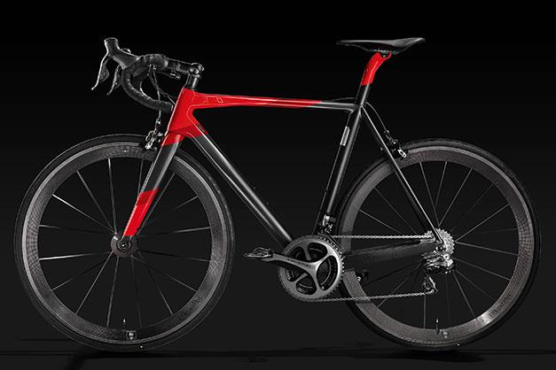 Карбоновый велосипед